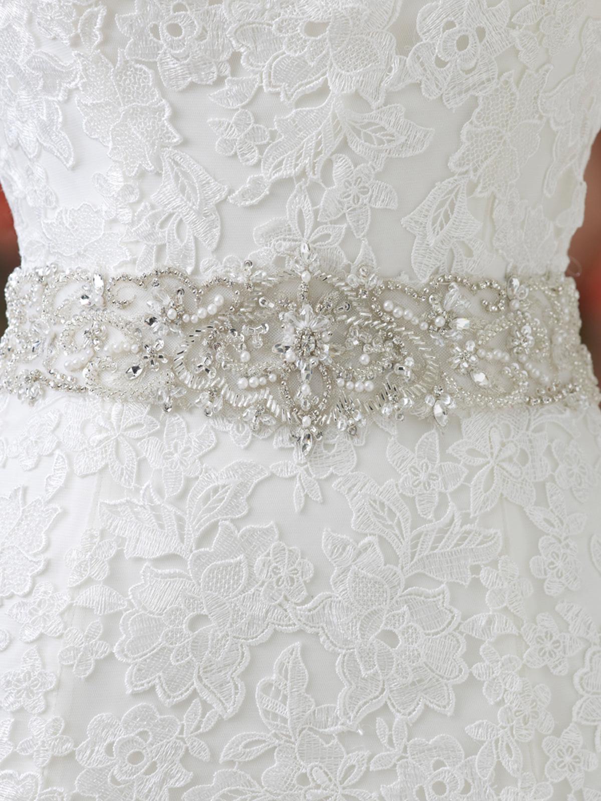 Acessorios Para Noiva - BELTS-11413