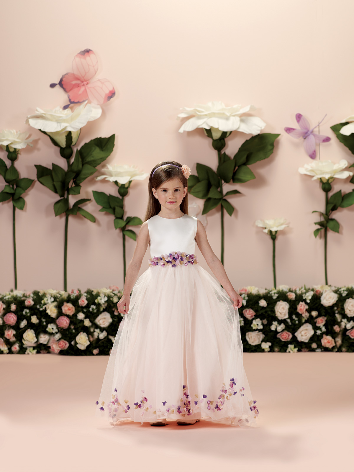 Vestido De Dama - 114332
