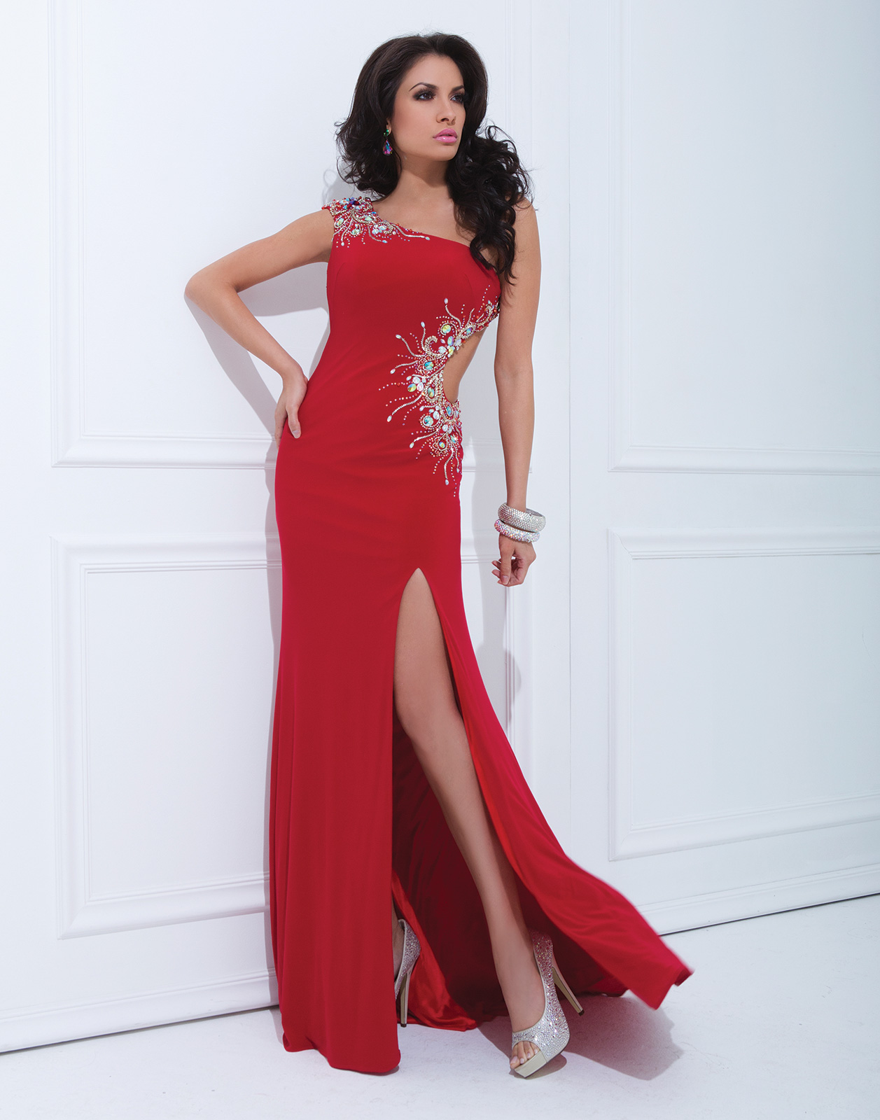 Vestido De Festa - 114549
