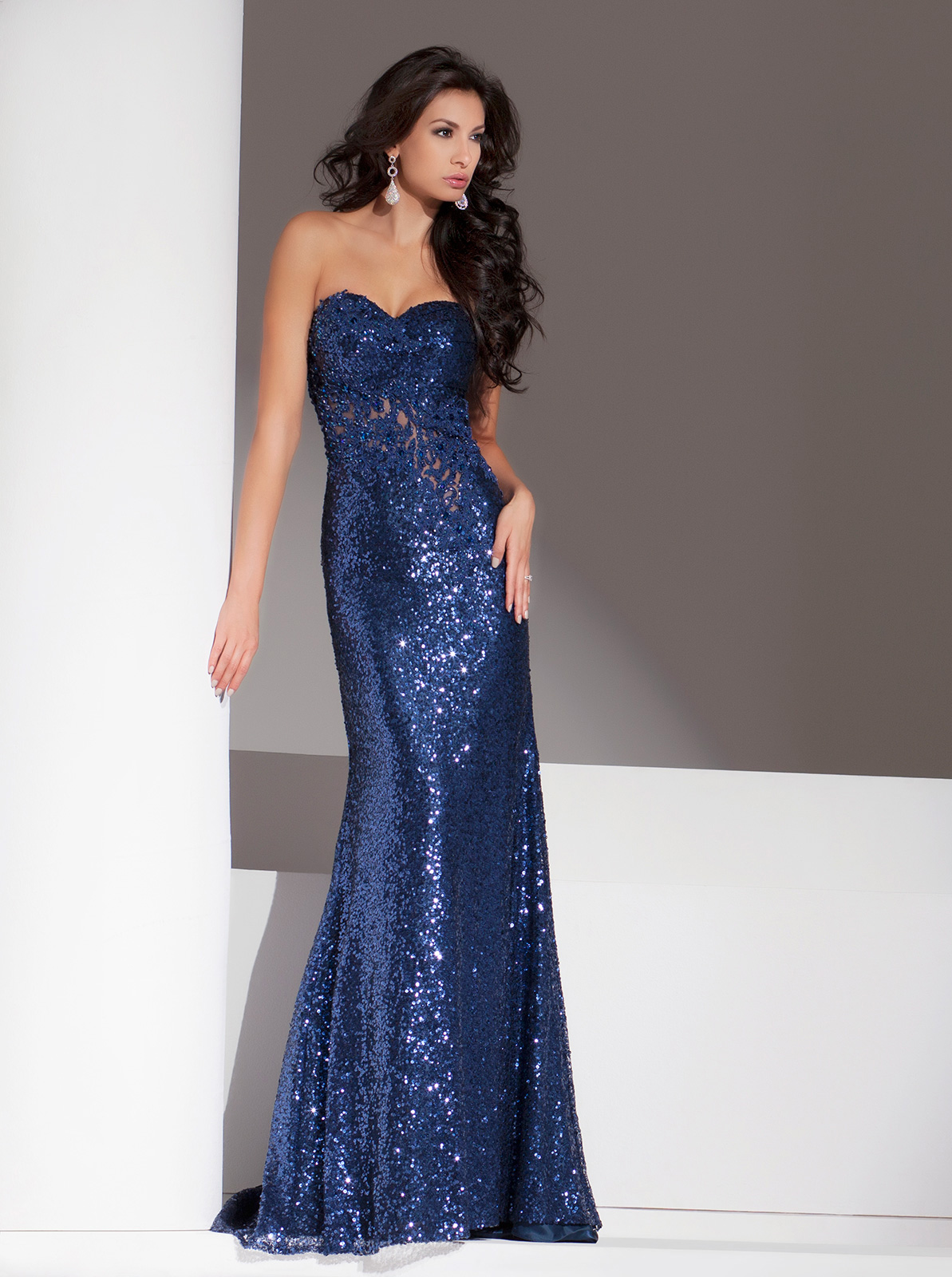 Vestido De Festa - 115516
