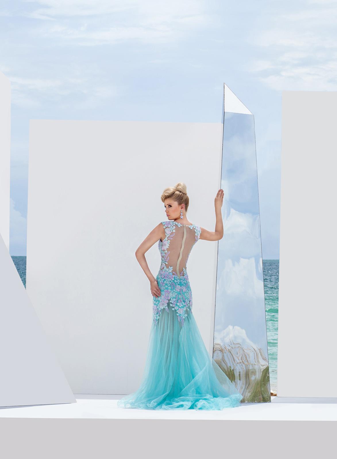 Vestido De Festa - 115524