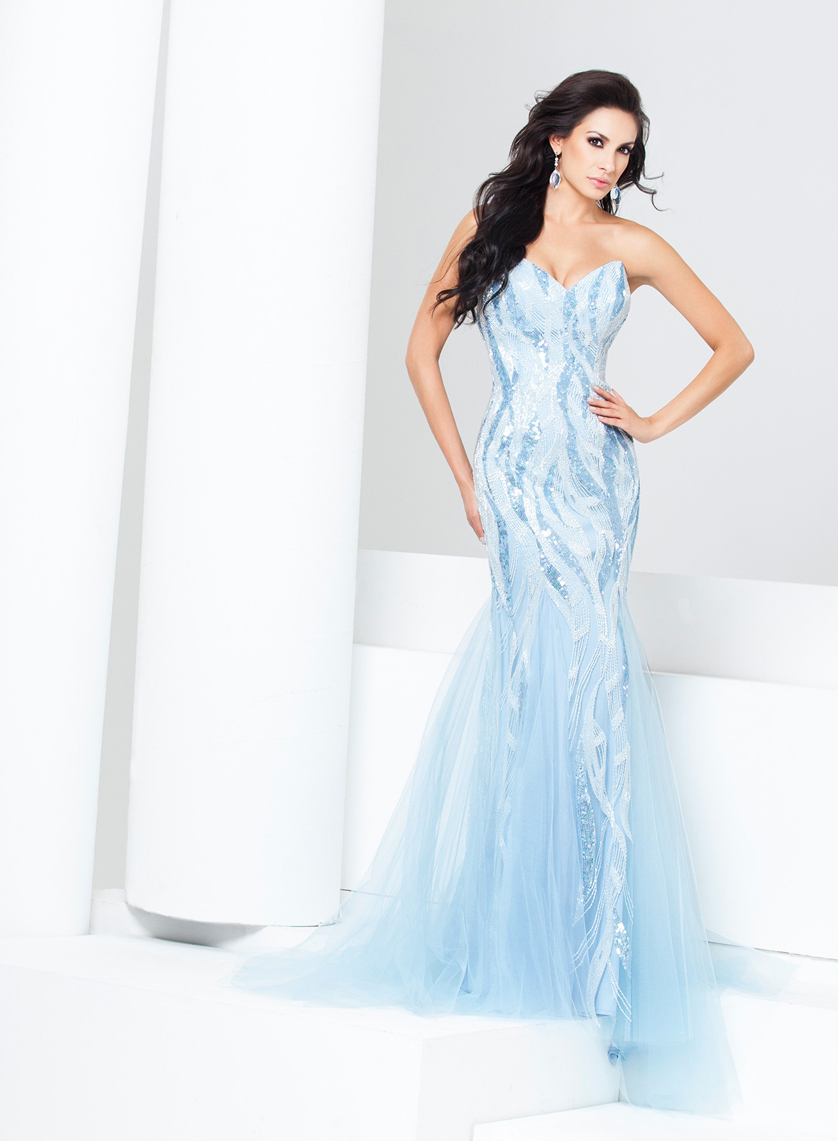 Vestido De Festa - 115527