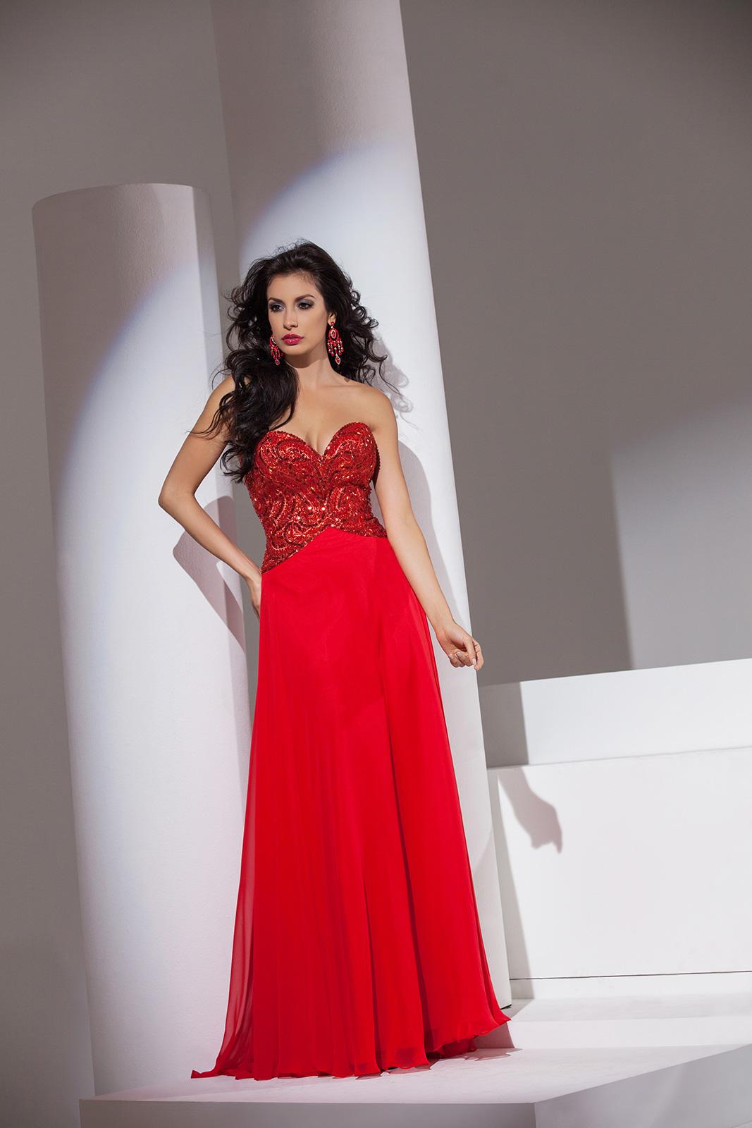 Vestido De Festa - 115535