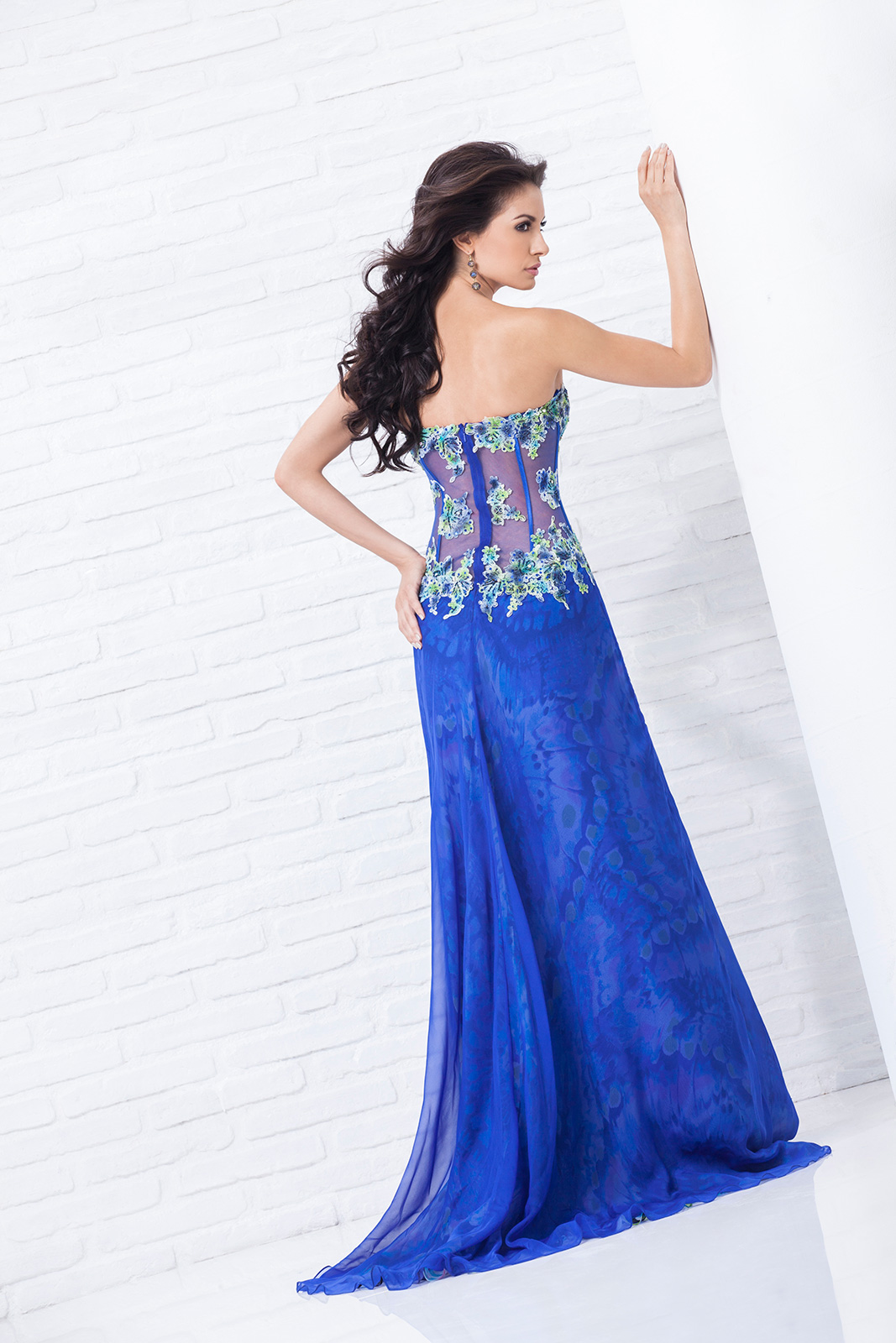 Vestido De Festa - 115542