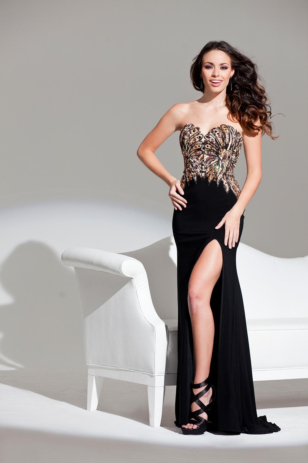 Vestido De Festa - 115547