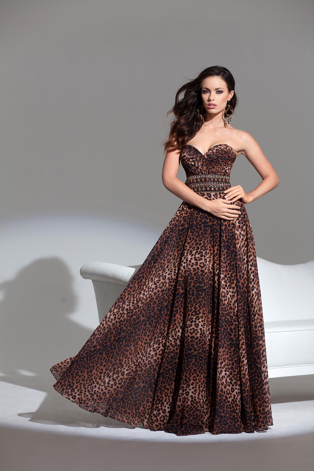 Vestido De Festa - 115548