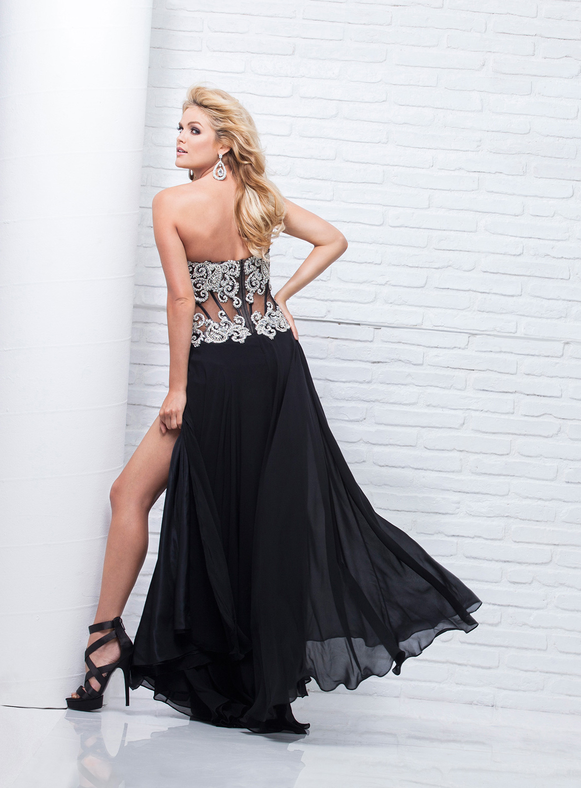 Vestido De Festa - 115549