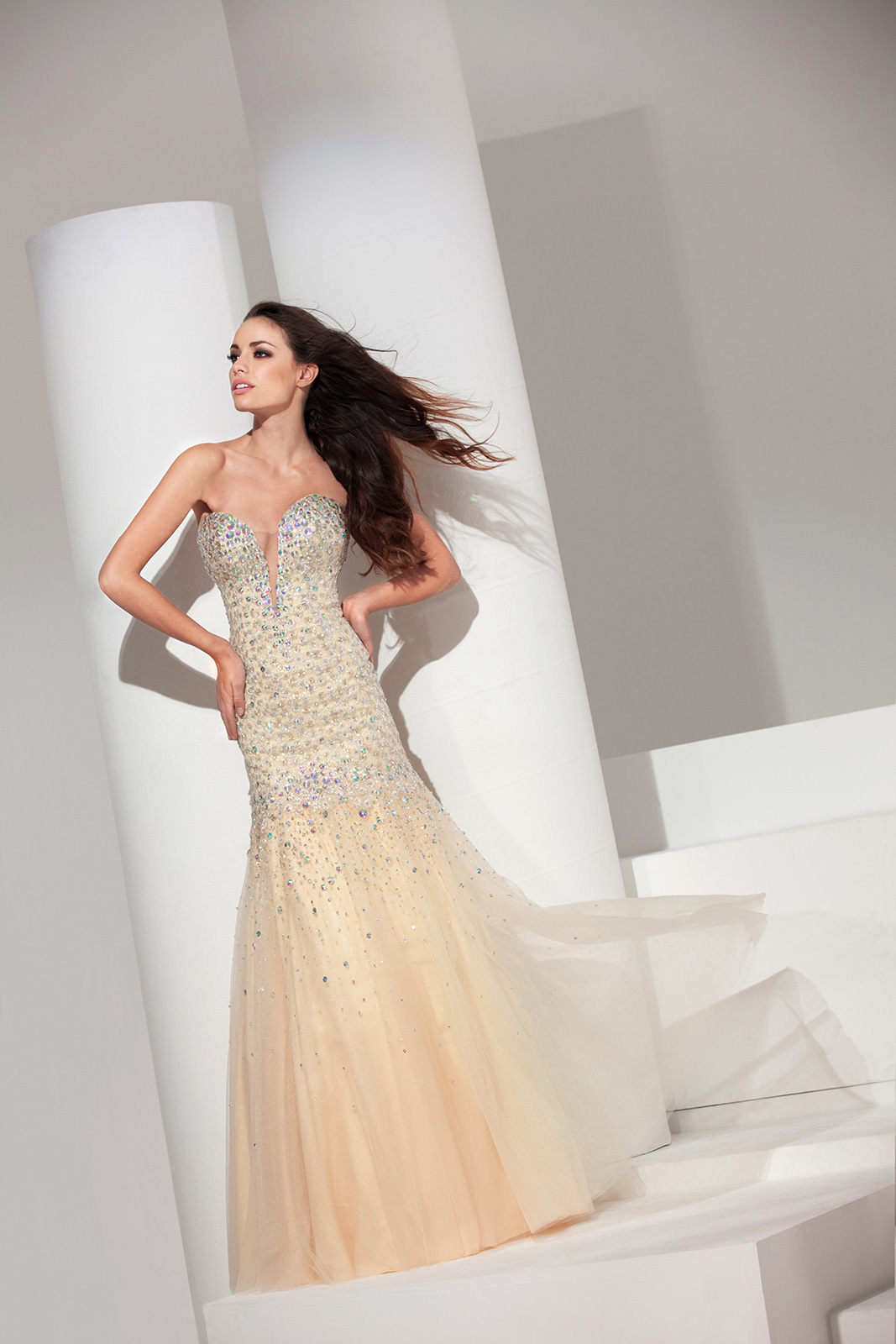 Vestido De Festa - 115559