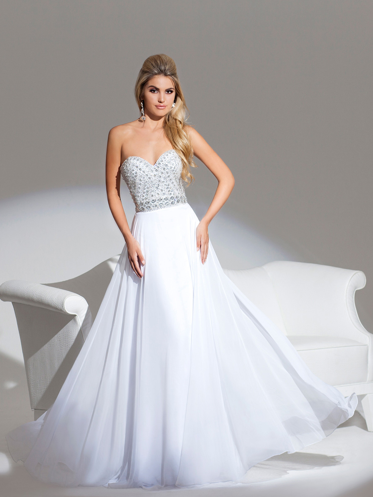 Vestido De Festa - 115566