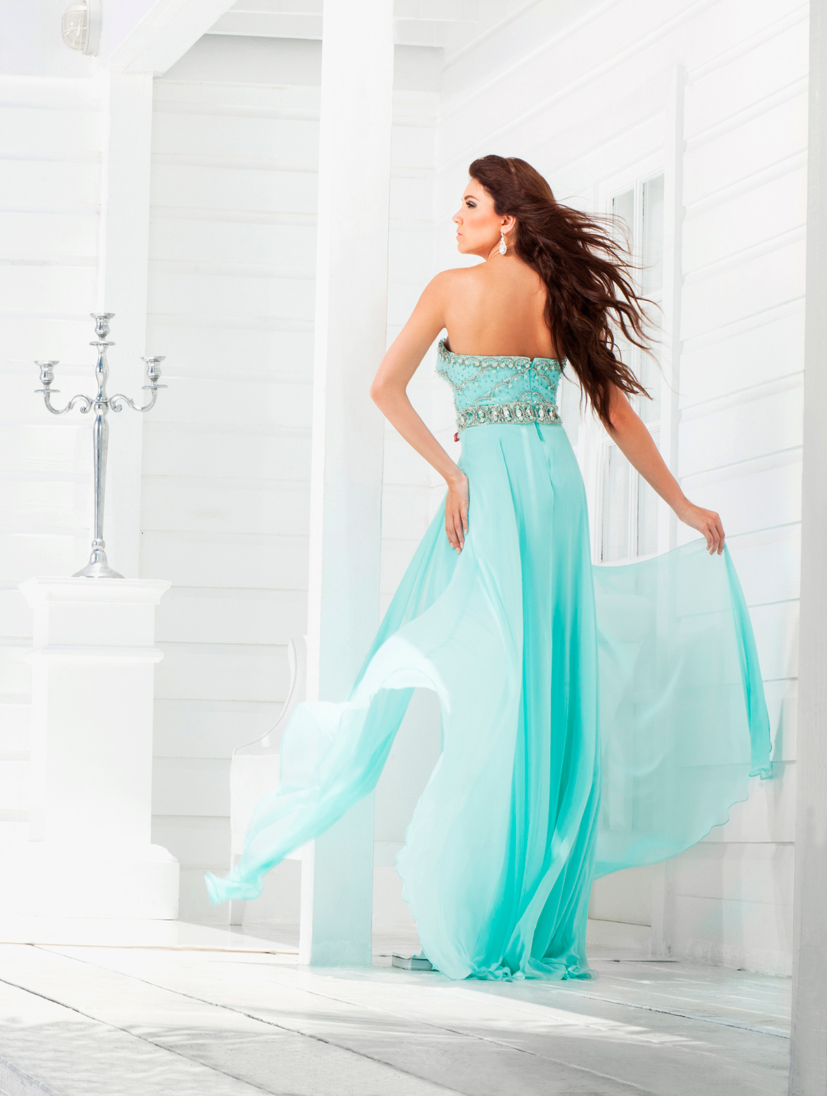 Vestido De Festa - 115734