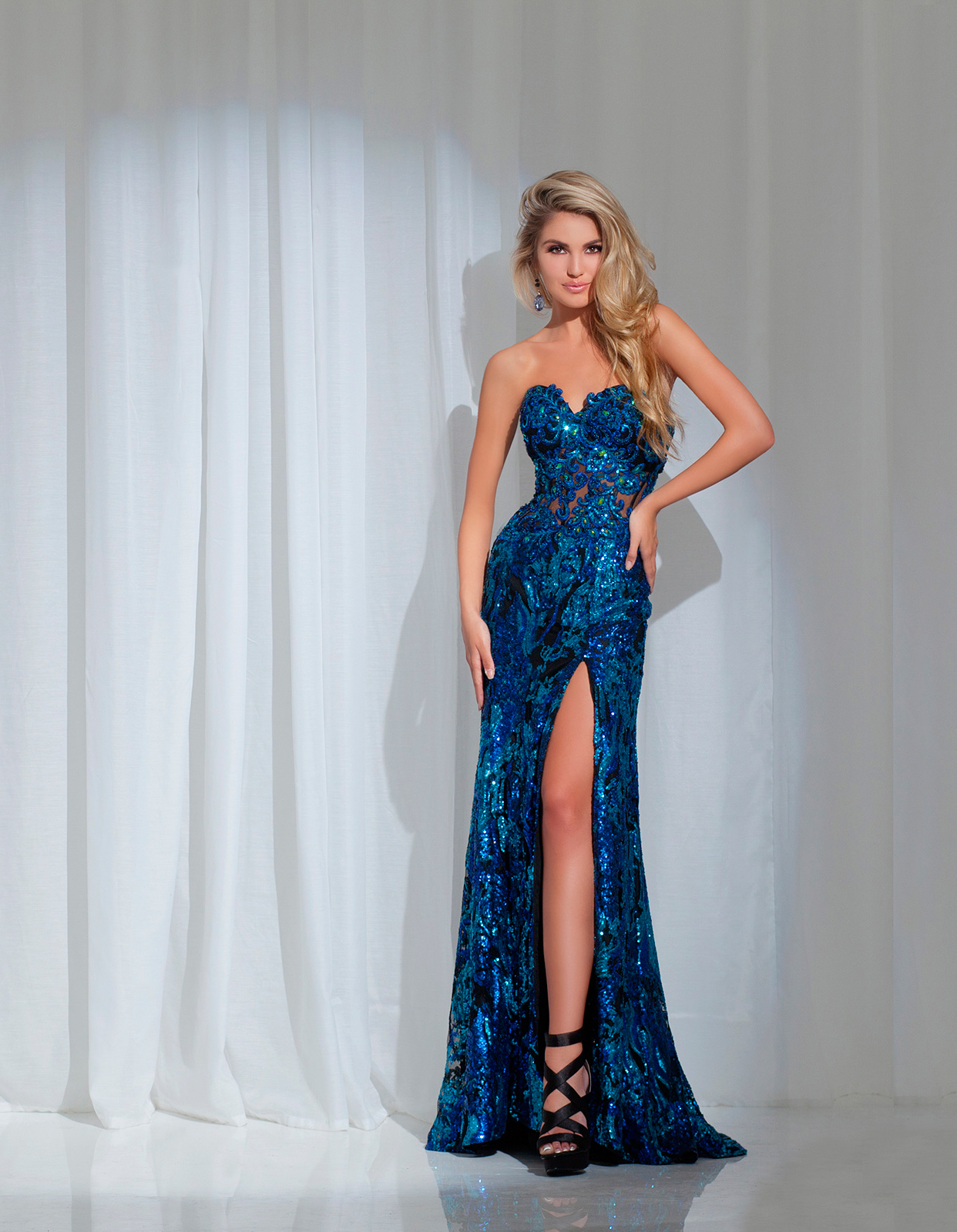 Vestido De Festa - 115746