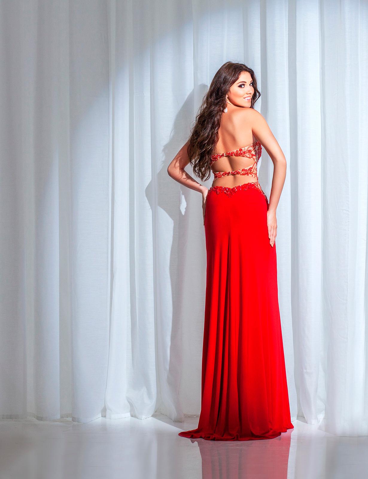 Vestido De Festa - 115751