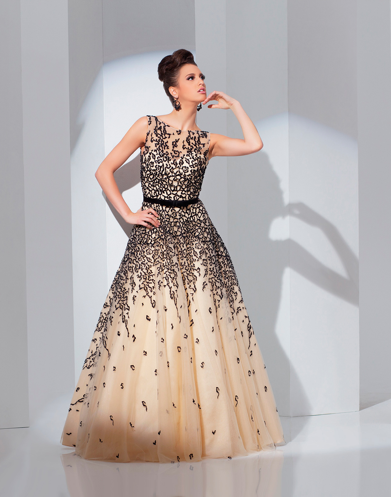 Vestido De Festa - 115764