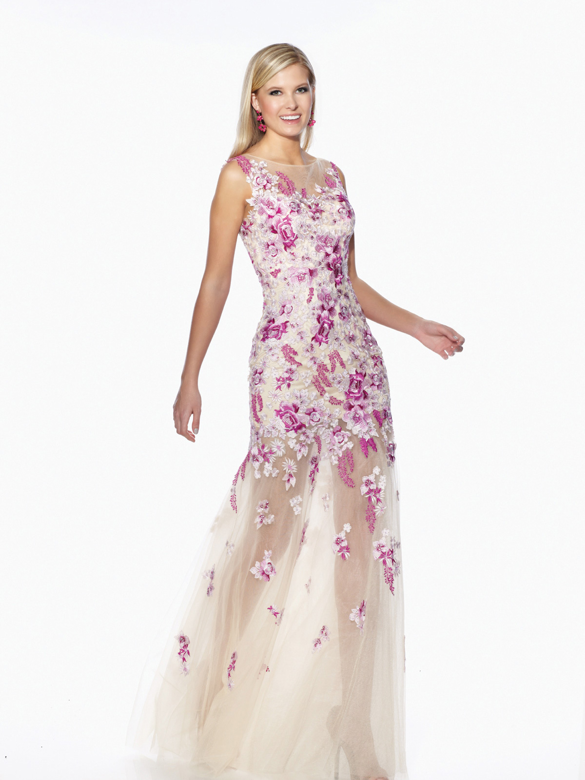 Vestido De Festa - 116502