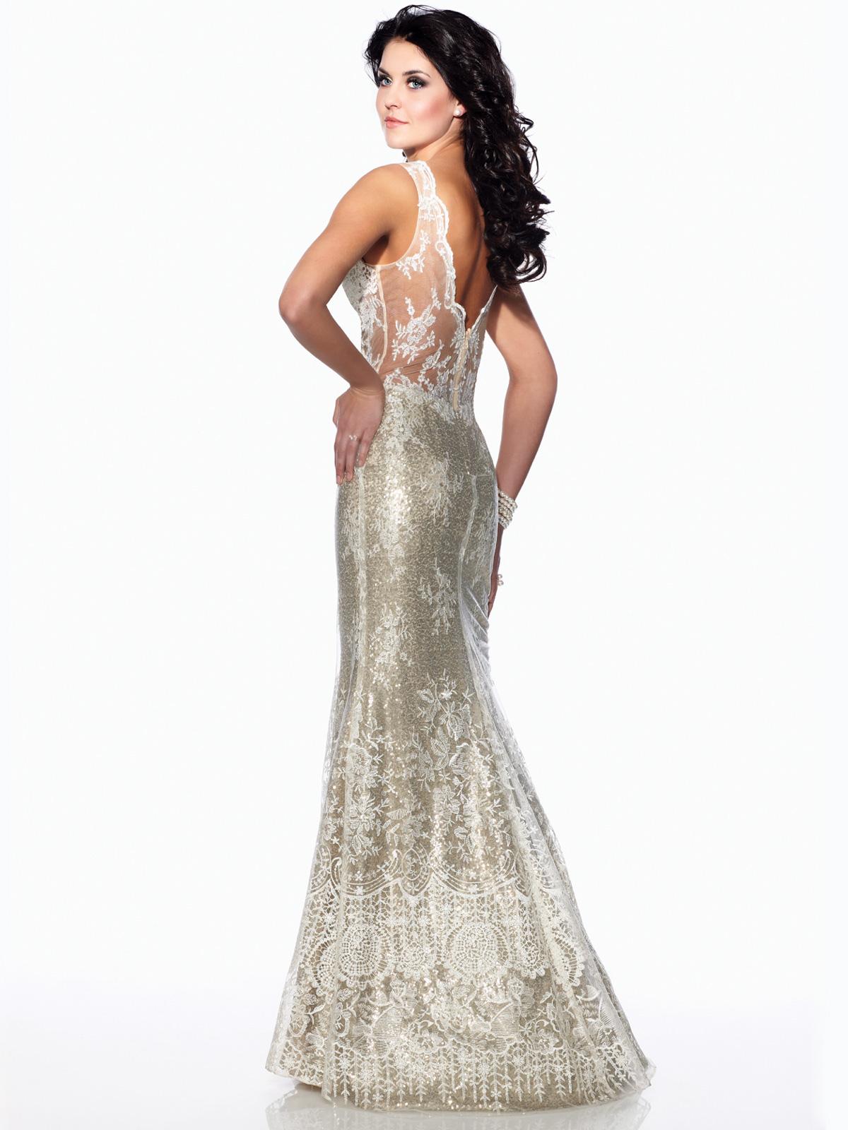 Vestido De Festa - 116519