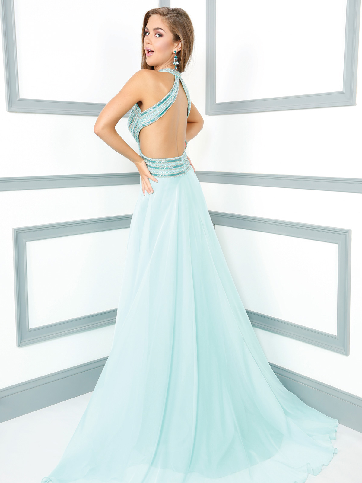 Vestido De Festa - 116535