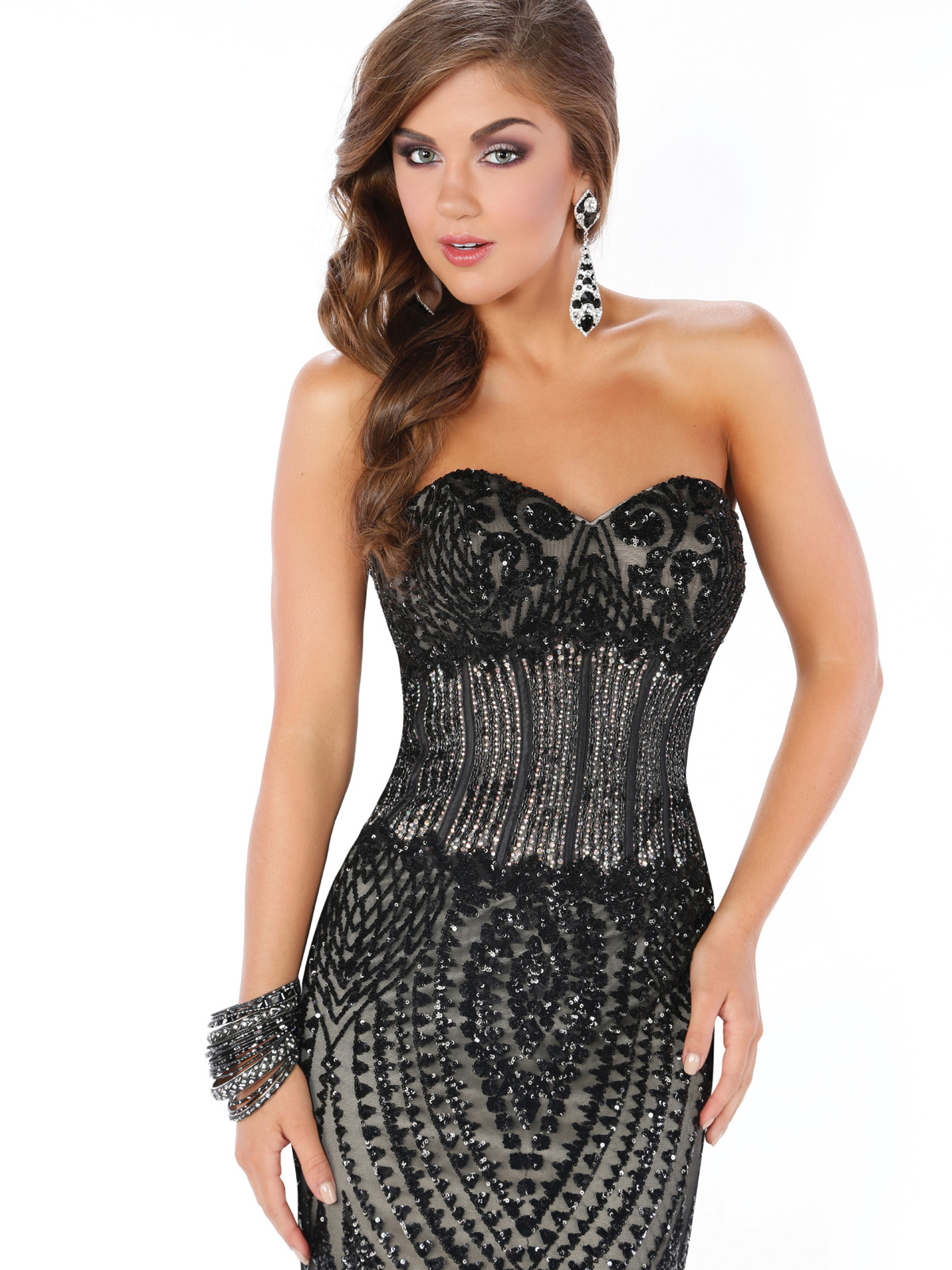 Vestido De Festa - 116541