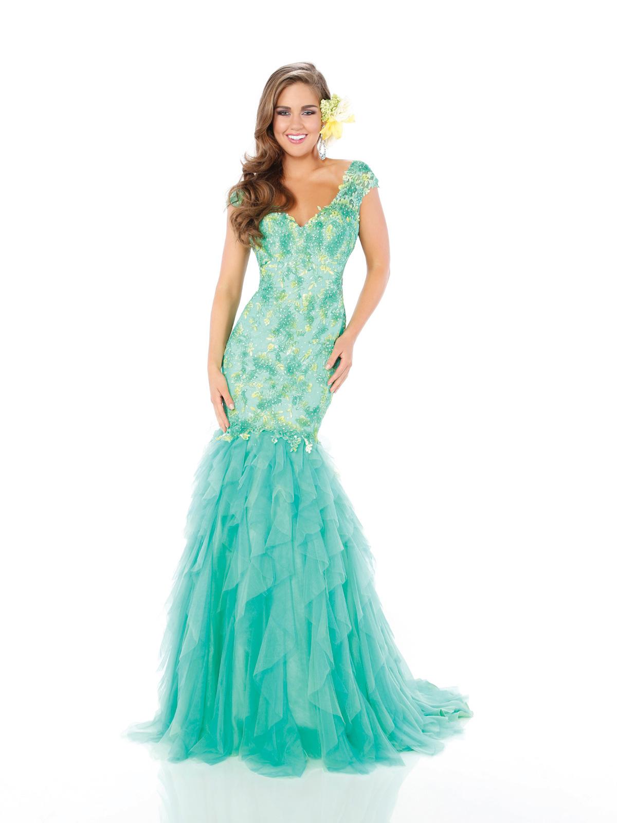 Vestido De Festa - 116547