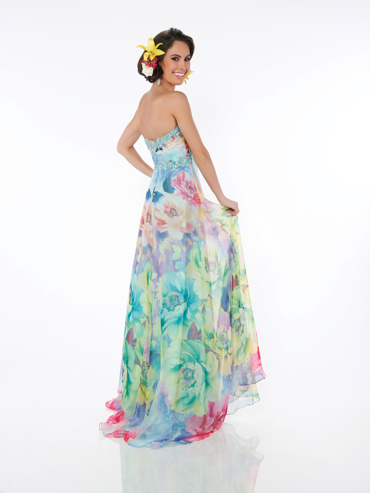 Vestido De Festa - 116570