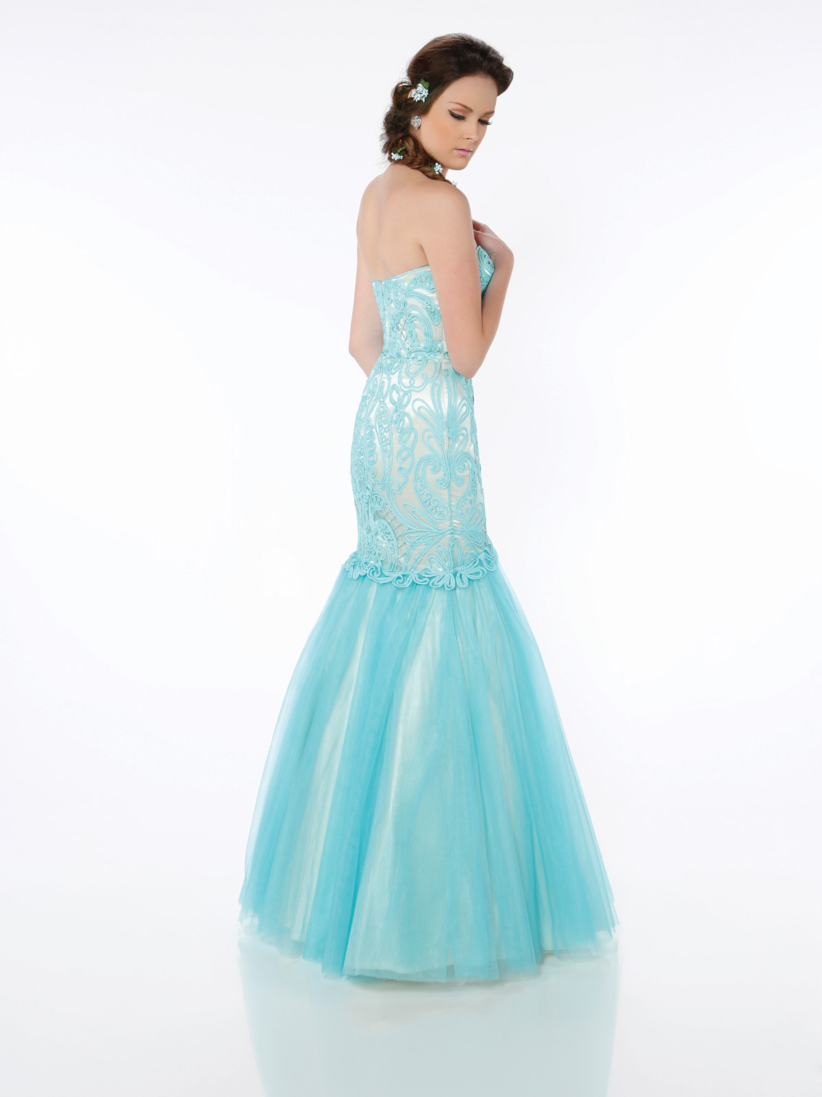 Vestido De Festa - 116572