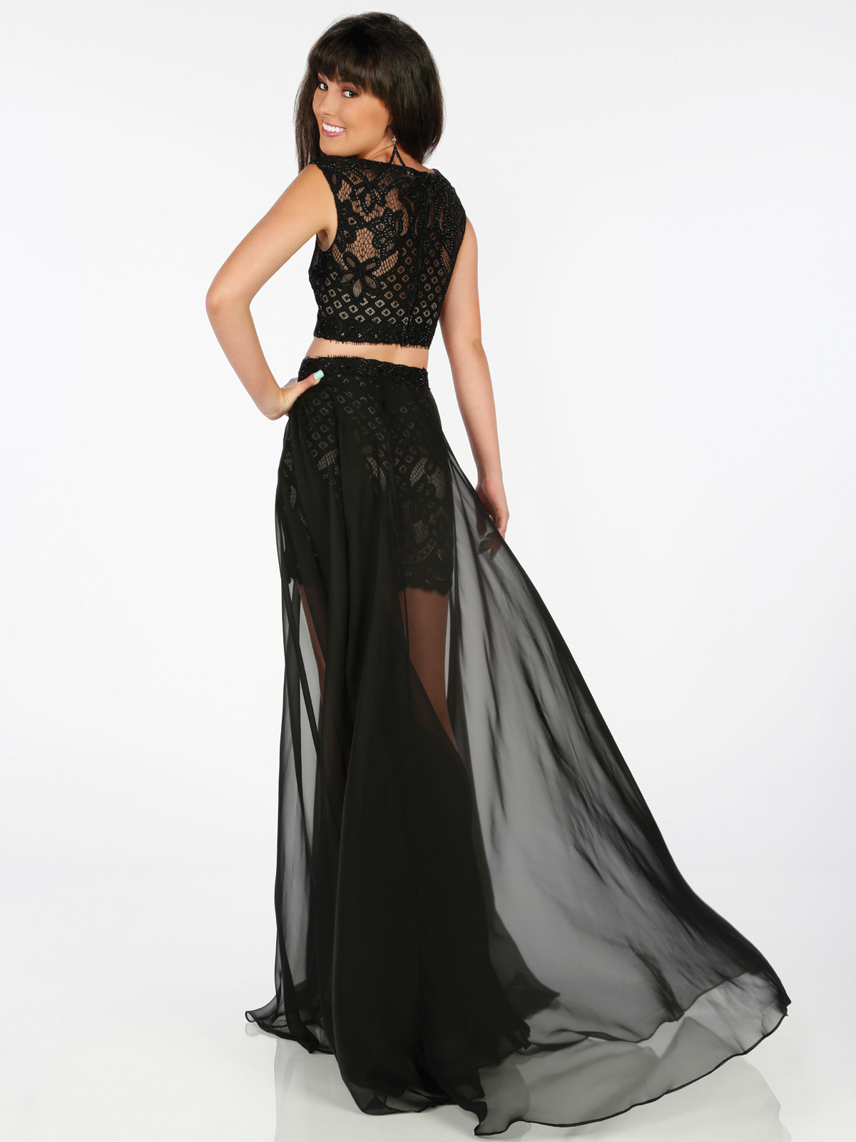 Vestido De Festa - 116587