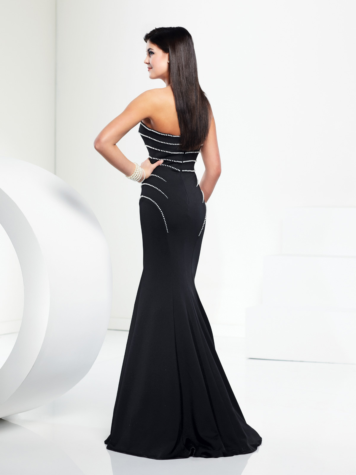 Vestido De Festa - 116720