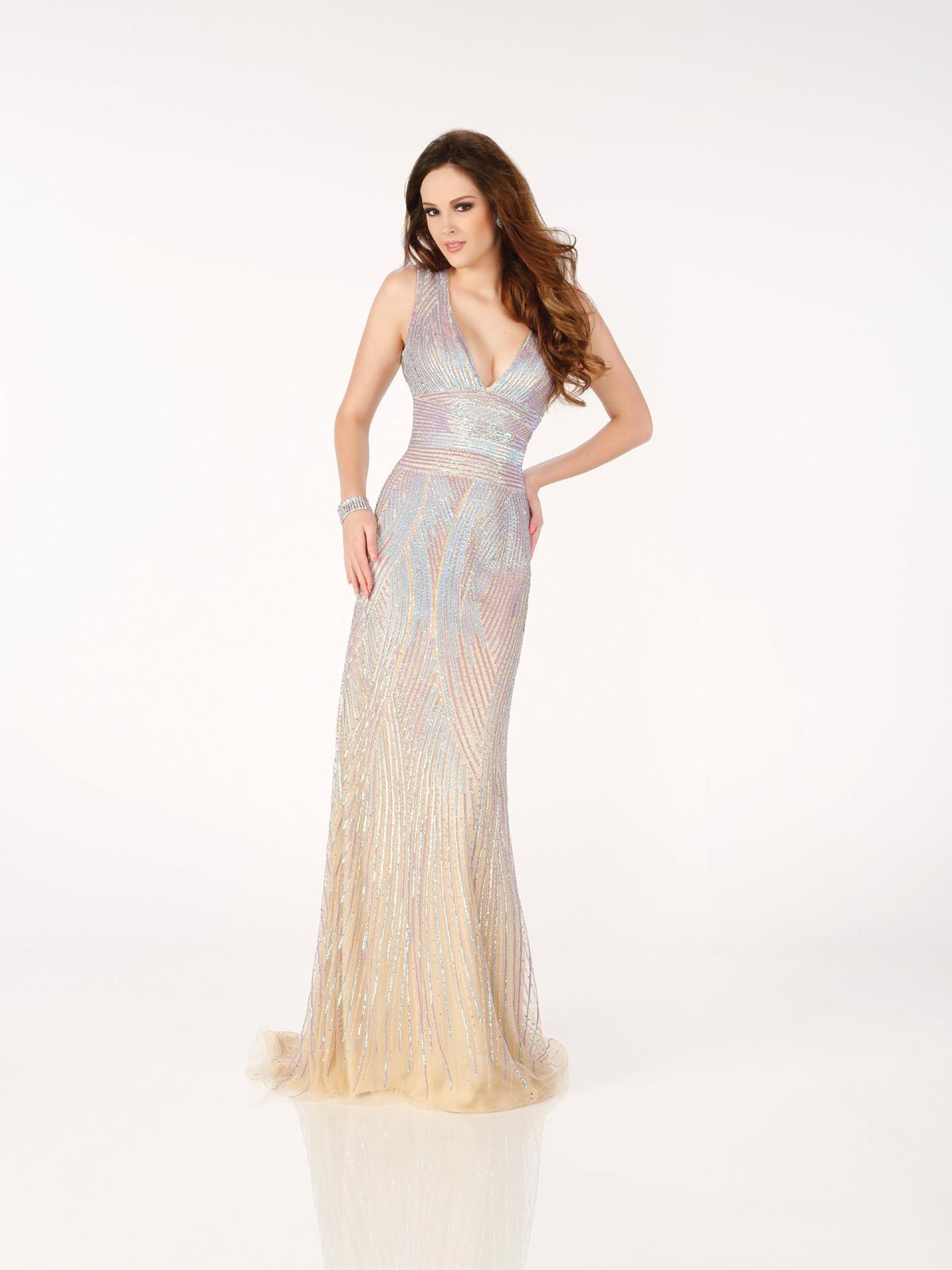 Vestido De Festa - 116732