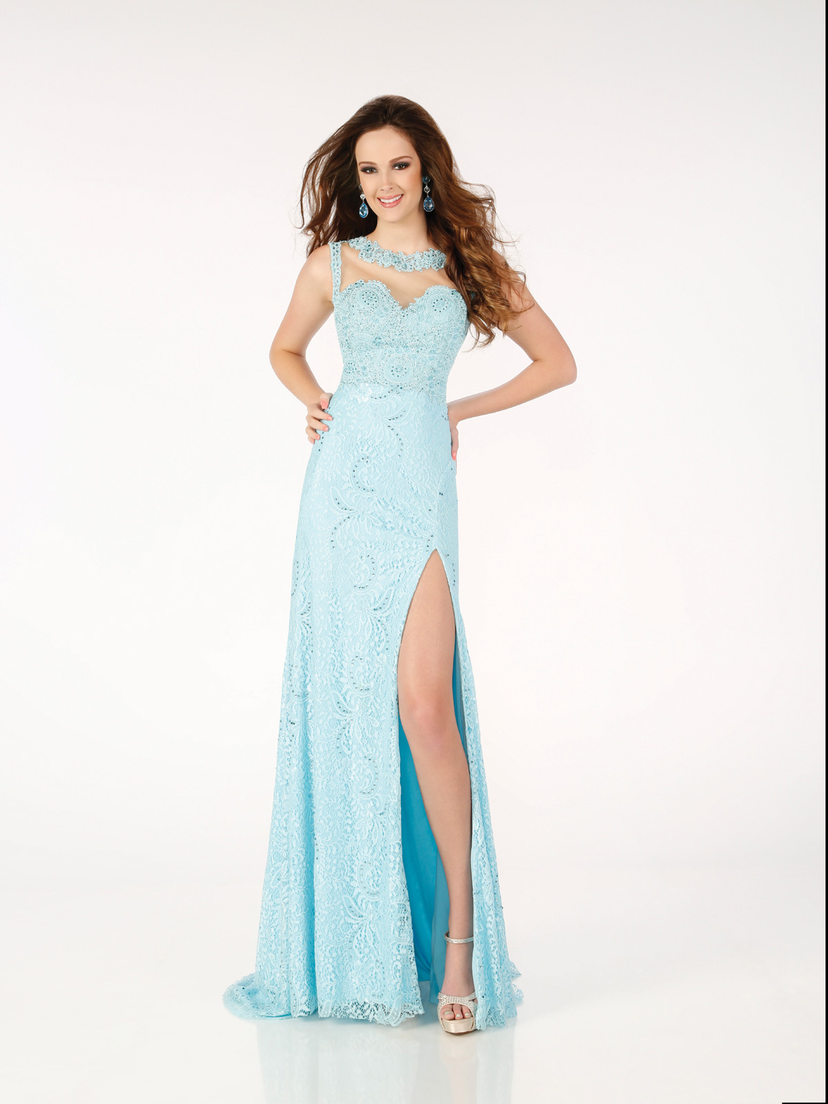Vestido De Festa - 116733