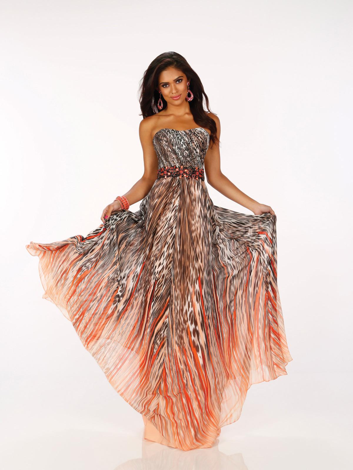 Vestido De Festa - 116749