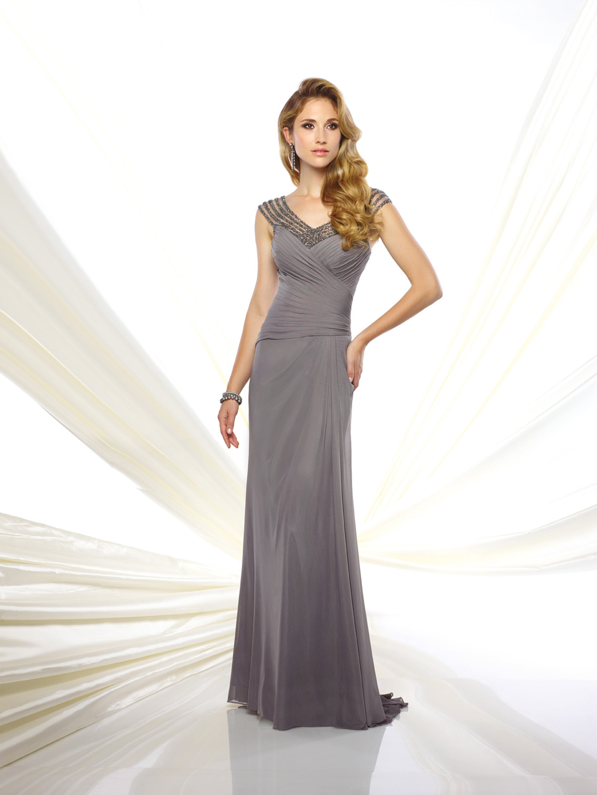 Vestido De Festa - 116945