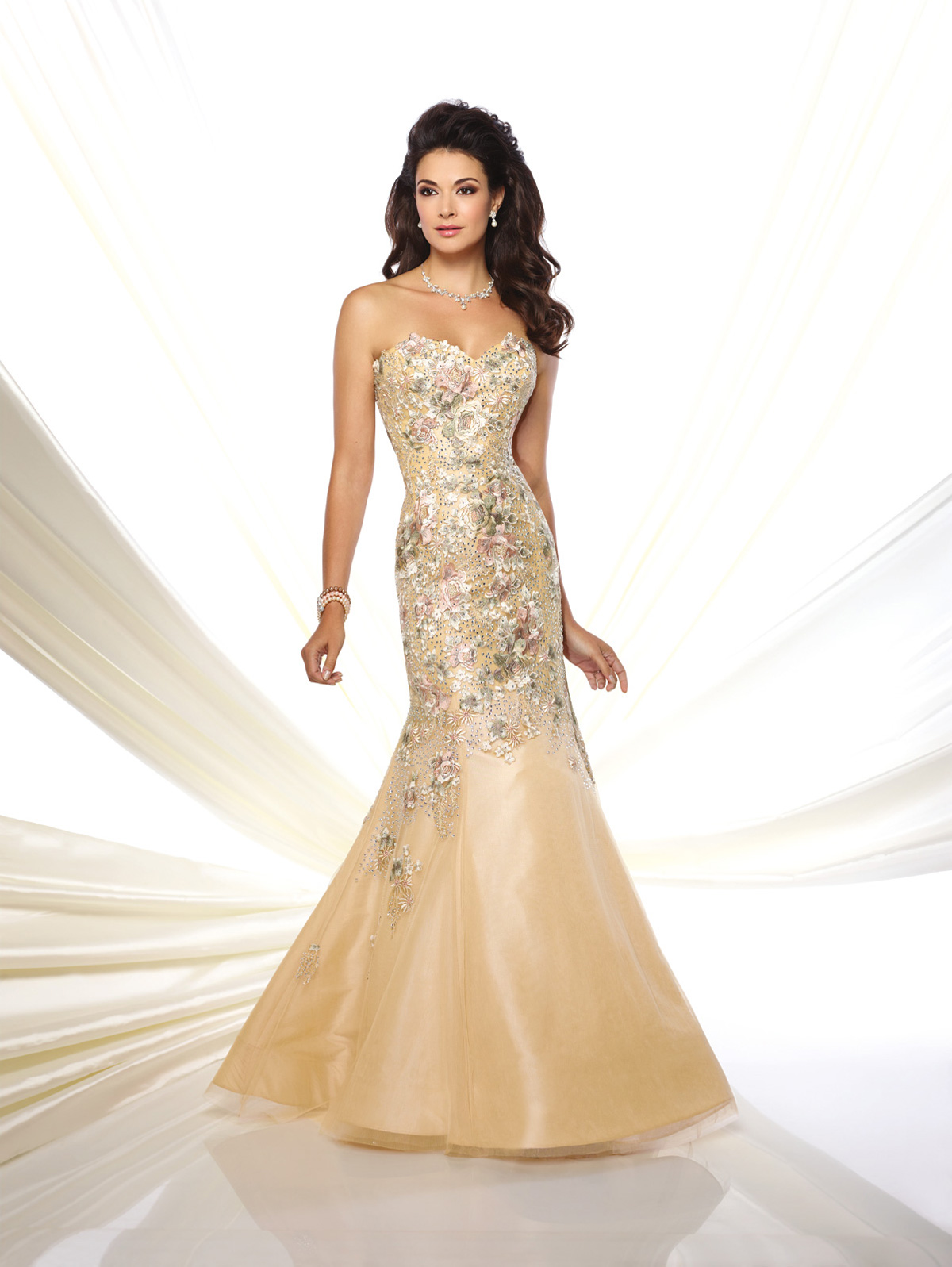 Vestido De Festa - 116949