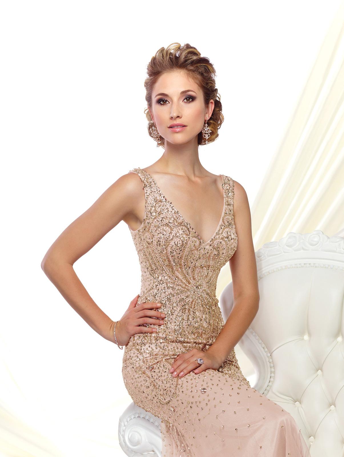 Vestido De Festa - 116D23