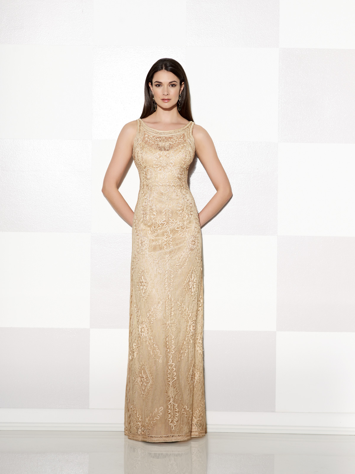 Vestido De Festa - 215627
