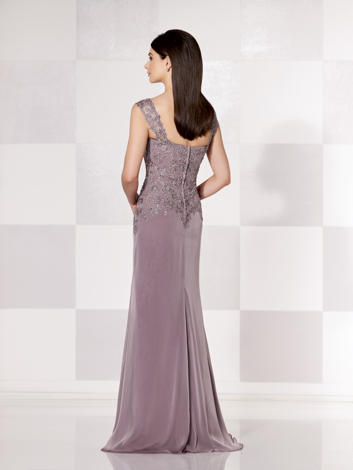 Vestido De Festa - 215629