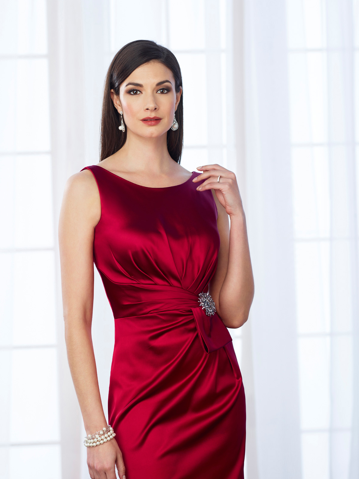Vestido De Festa - 217639