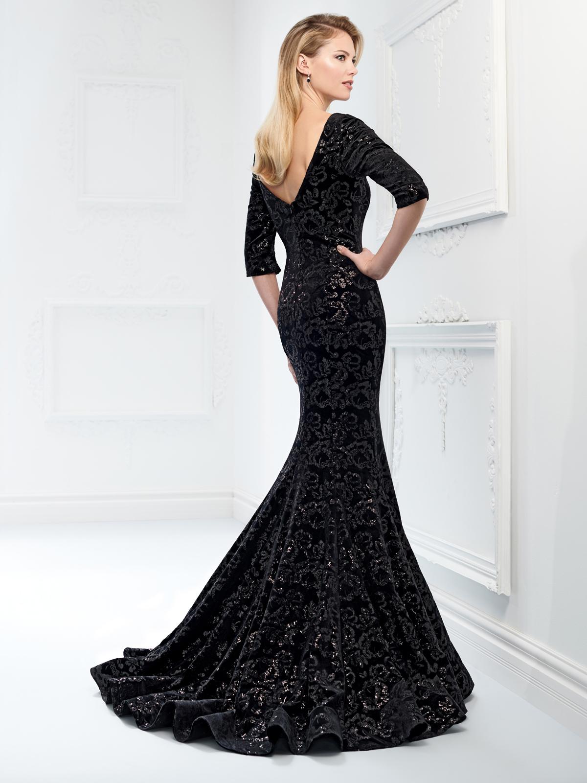 Vestido De Festa - 218909