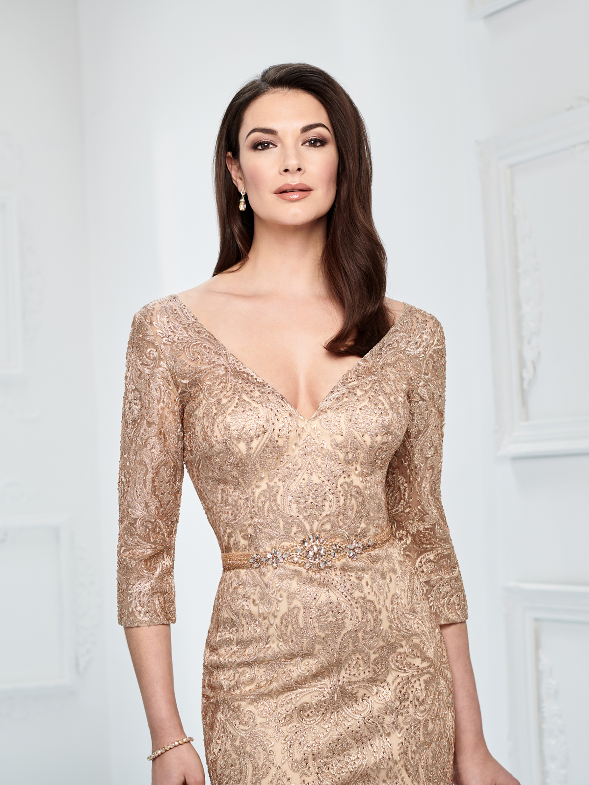 Vestido De Festa - 218910