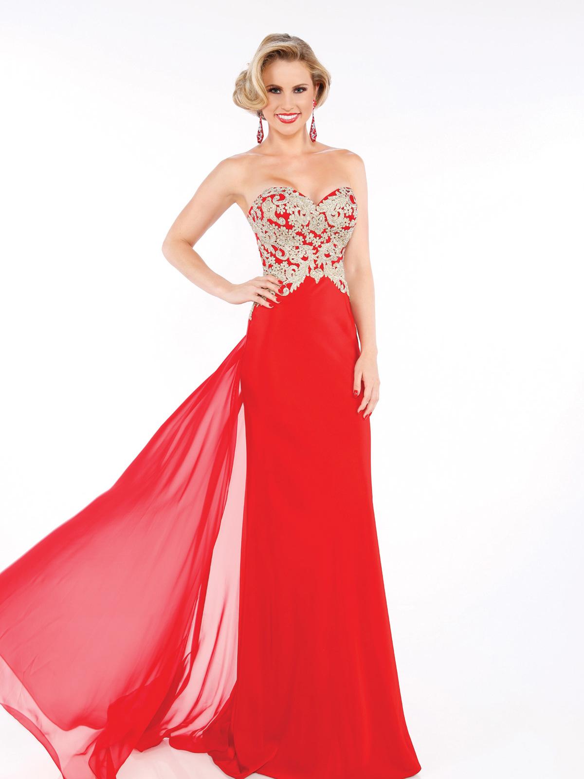 Vestido De Festa - MCE11608
