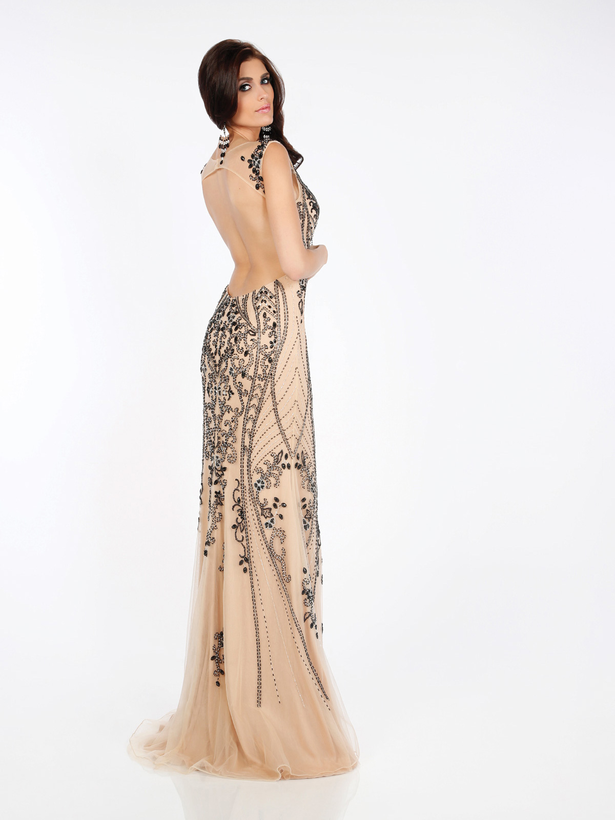 Vestido De Festa - MCE11656