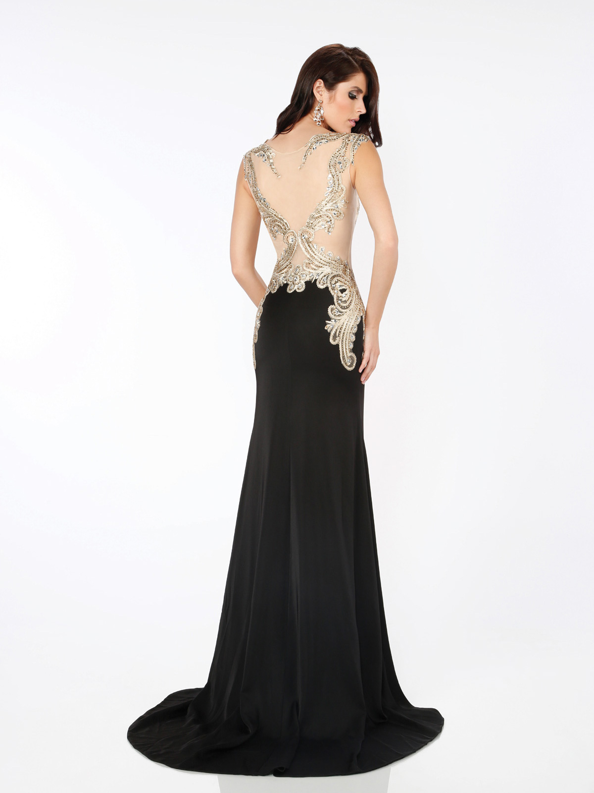 Vestido De Festa - MCE11658