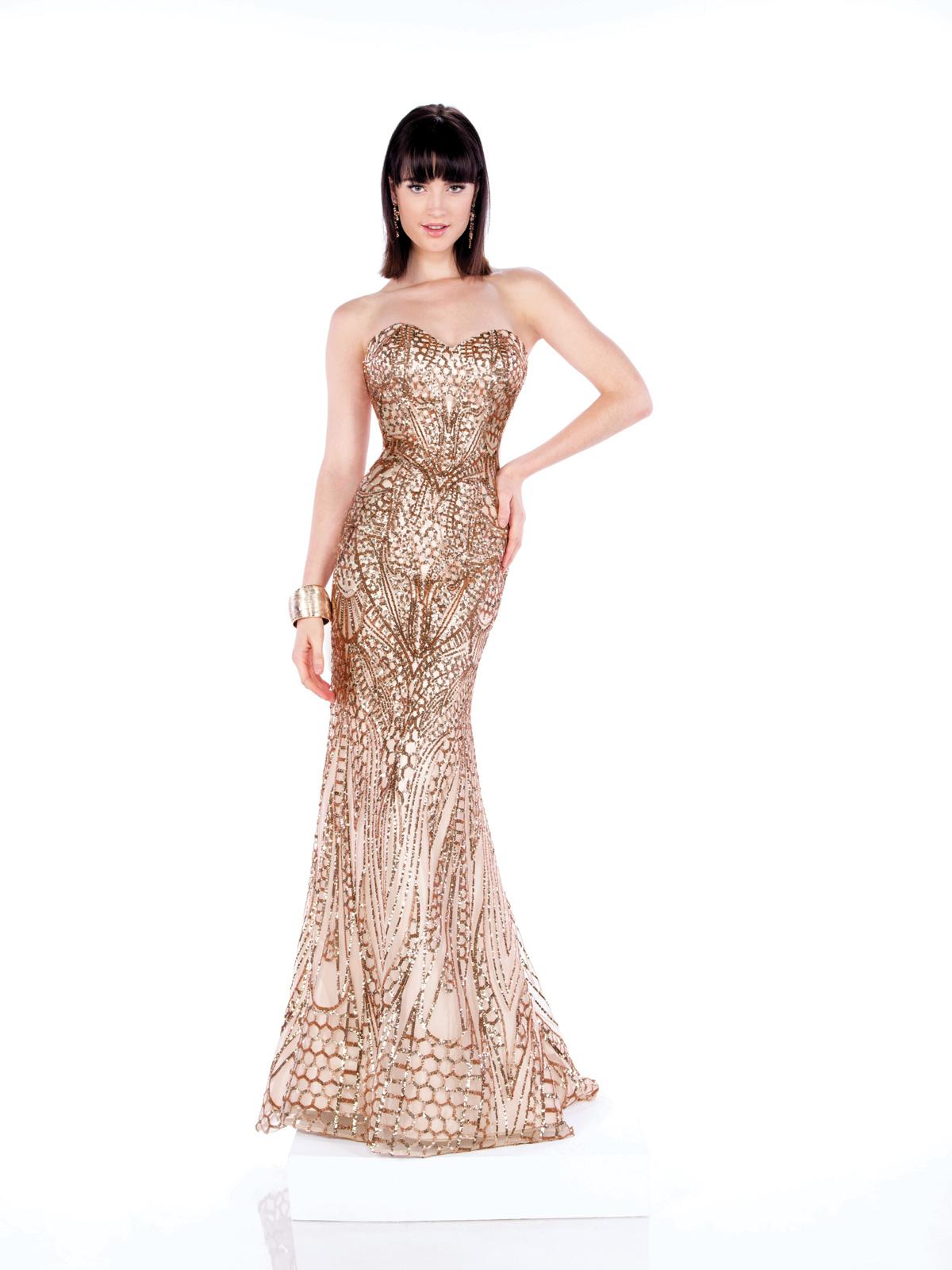 Vestido De Festa - MCE21604