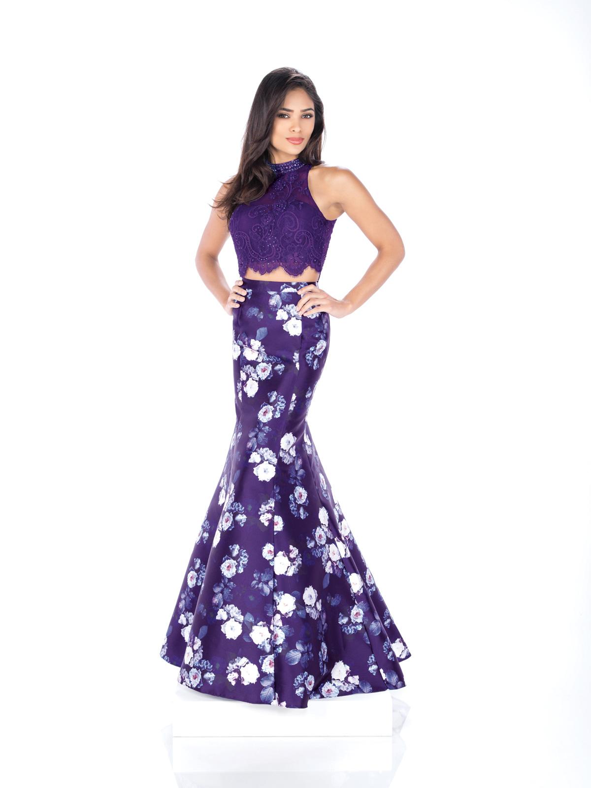 Vestido De Festa - MCE21636
