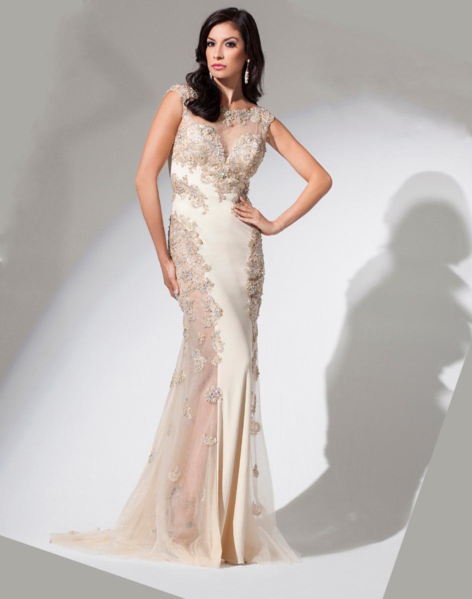 Vestido De Festa - TBE11513