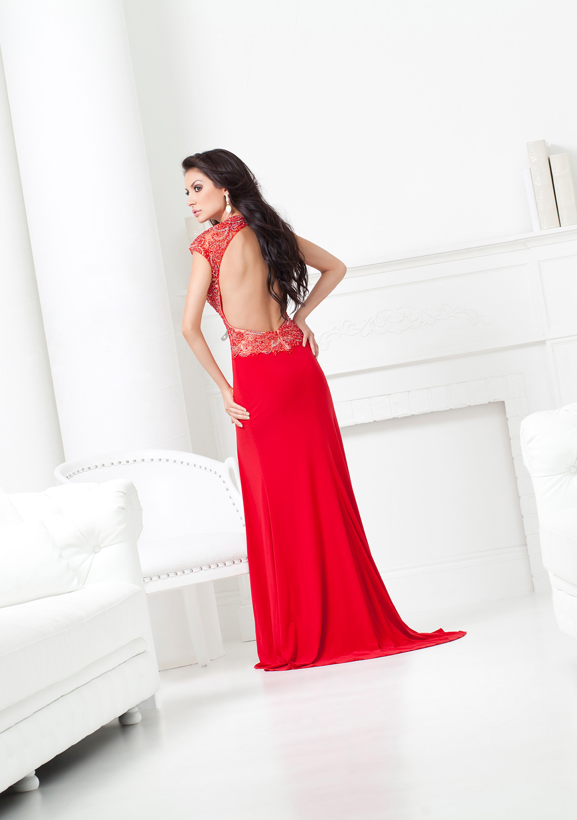 Vestido De Festa - TBE11521