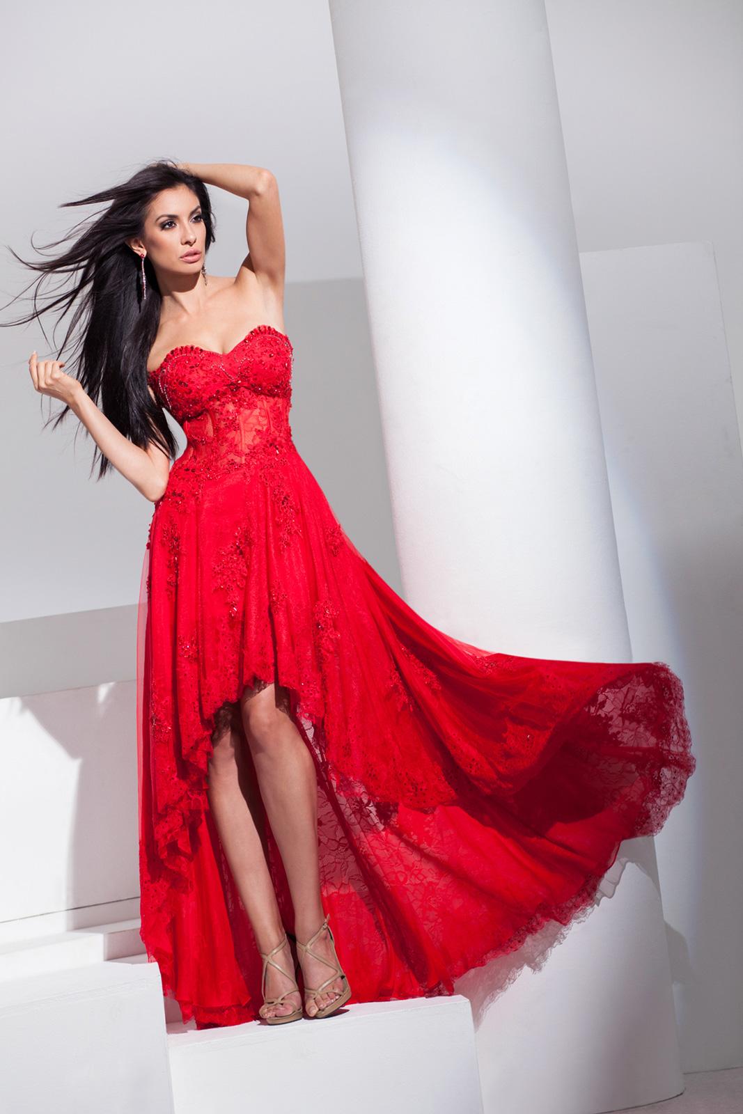 Vestido De Festa - TBE11522