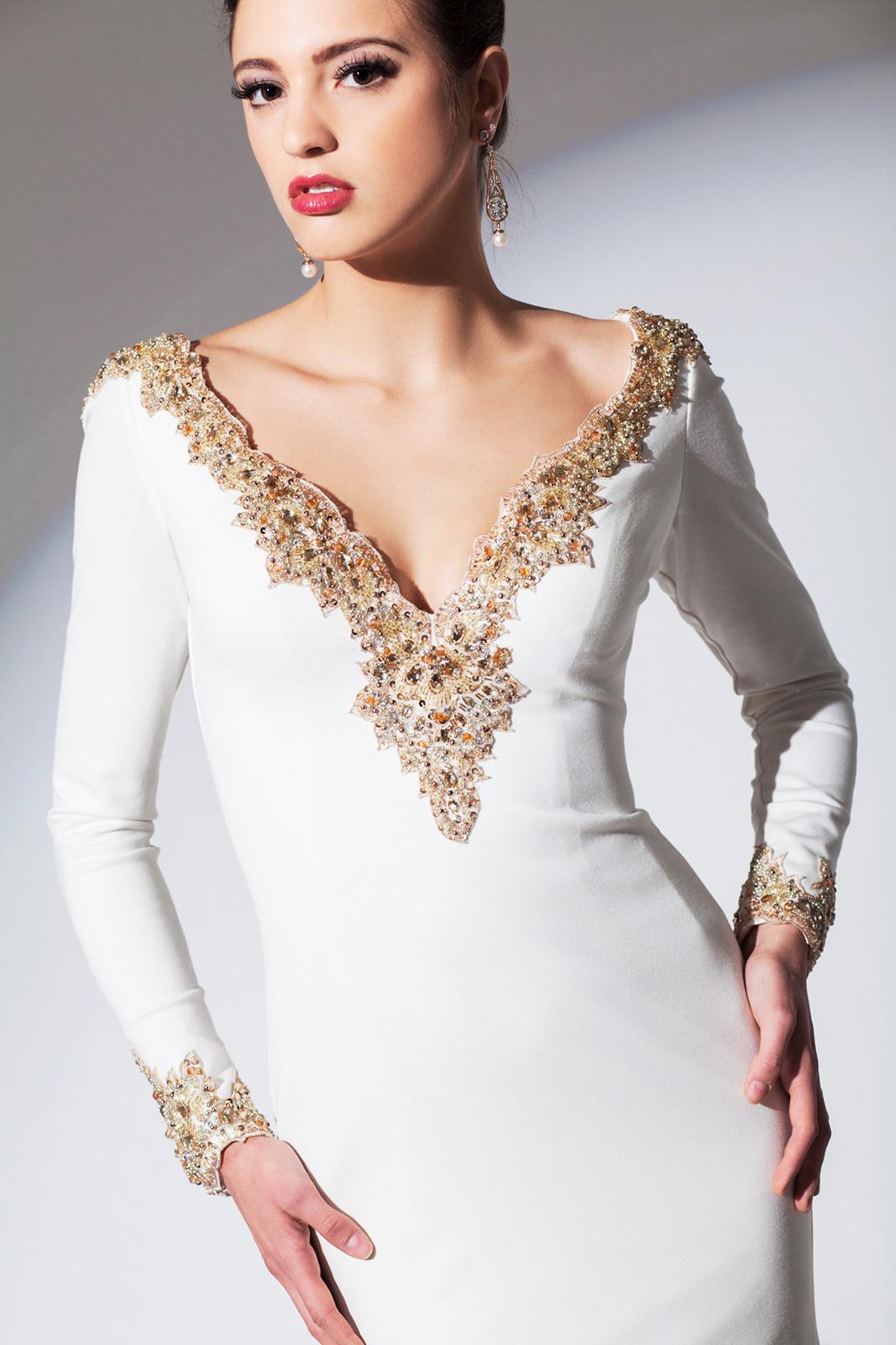 Vestido De Festa - TBE11533