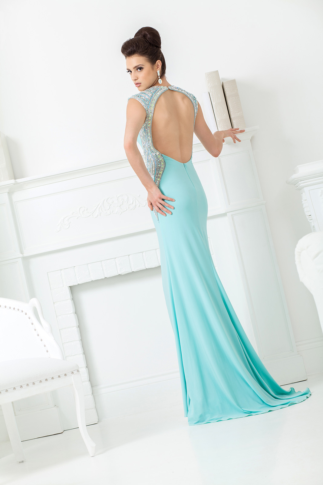 Vestido De Festa - TBE11534