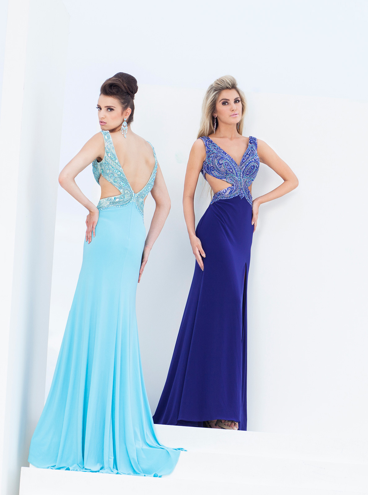Vestido De Festa - TBE11545