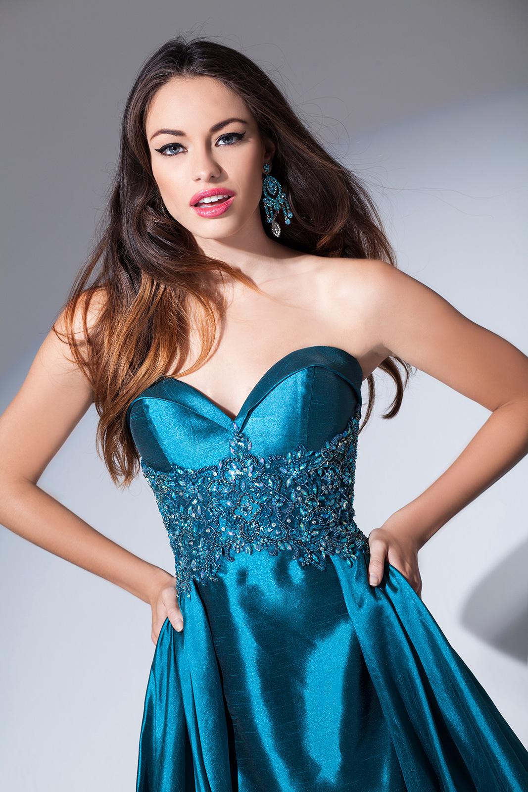 Vestido De Festa - TBE11547