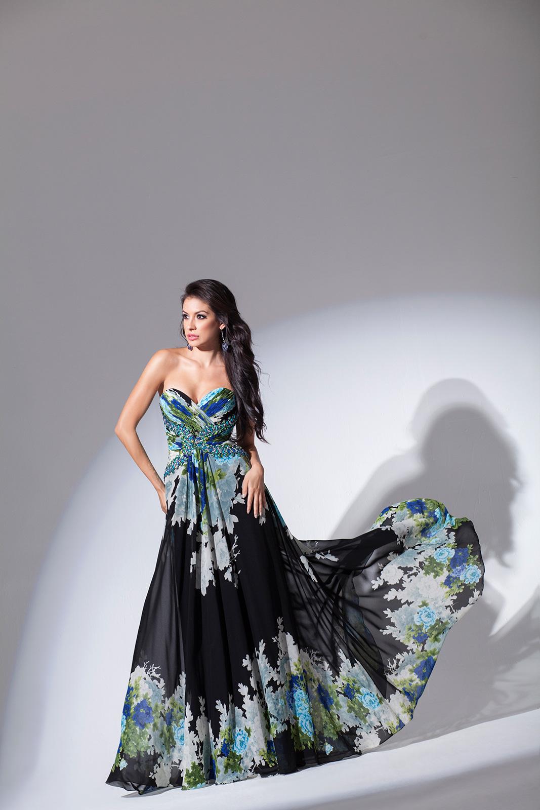 Vestido De Festa - TBE11548